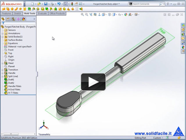 Solidworks - Draft analysis
